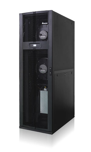 Delta Precision Cooling - RowCool 35kW, Air-Cooled