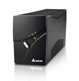 Agilon VX 600VA UPS by Delta
