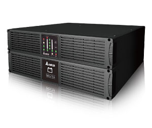 Delta - R Series, Single Phase UPS, 1/2/3 kVA (old model)