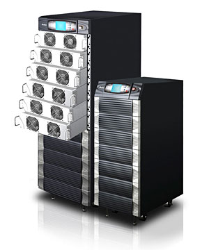 Delta Modulon NH Plus Series 20-120 kVA Modular UPS