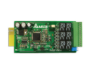 Programmable Relay I/O card - DELTA Power Solutions