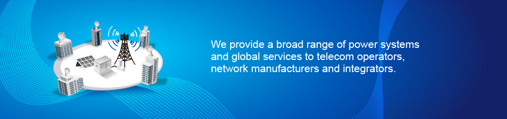 Delta Telecom Power Solutions