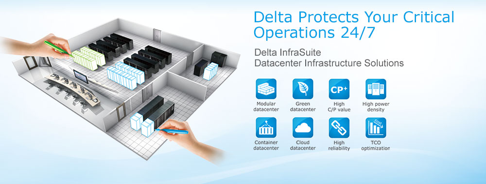 Delta – Data Center Infrastructure Solutions