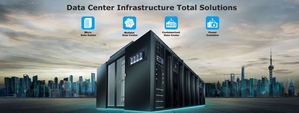 Delta datacenter infrastructure solutions - we have all the soultions