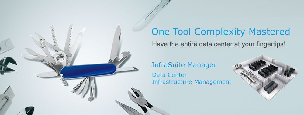 Delta Data Center Infrastructure Management - One Tool Complexity Mastered