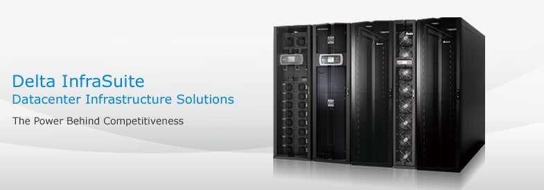Delta InfraSuite - Data Center Solutions