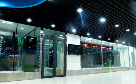 Delta Shanghai data center