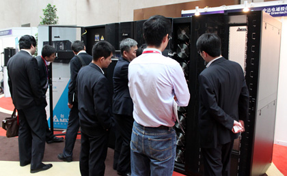 Delta Showcases Datacenter Solutions for the Cloud Era at the China Datacenter Industry Conference