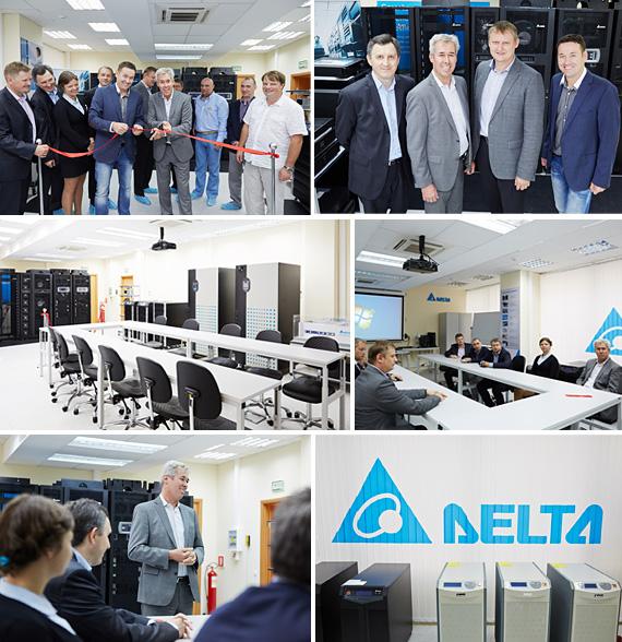Компания Delta Electronics открыла свой первый в России тренинг-центр