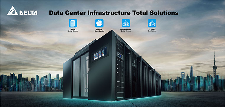Data center Infrastructure total solutions