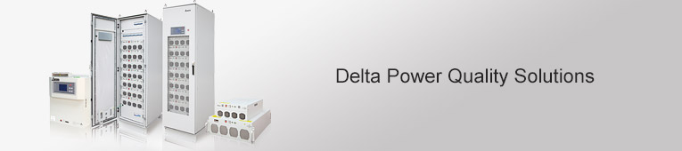 Delta - Power Quality Solutions