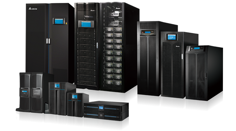 Uninterruptible Power Supply (UPS) Solutions - DELTA