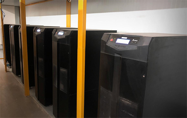 Delta's UPS Solutions Protect the Product Lines of Leading Spanish Manufacturer Peronda