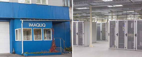 Delta Ultron DPS series UPS safeguards Data Center IMAQLIQ in Russia