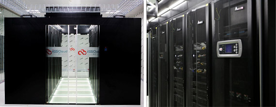 Delta InfraSuite Solutions have helped a smart city project in the Far East, build a modular data center.