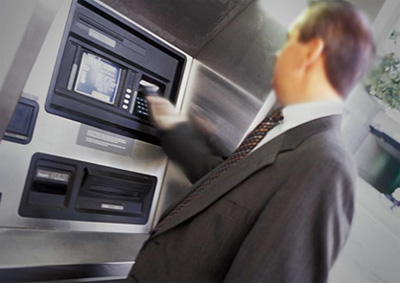 UPS in banking and finance sectors - ATM