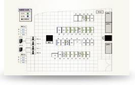 机柜电流分布图