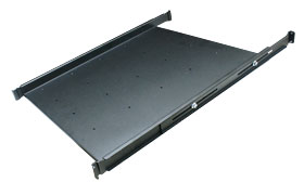 Delta - 1U Fixed Shelf