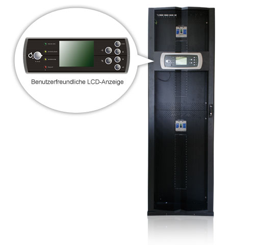 Power Distribution Cabinet Delta Solutions