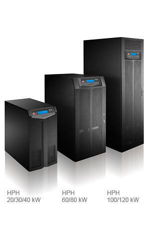 Ultron HPH Series UPS 20-120kW